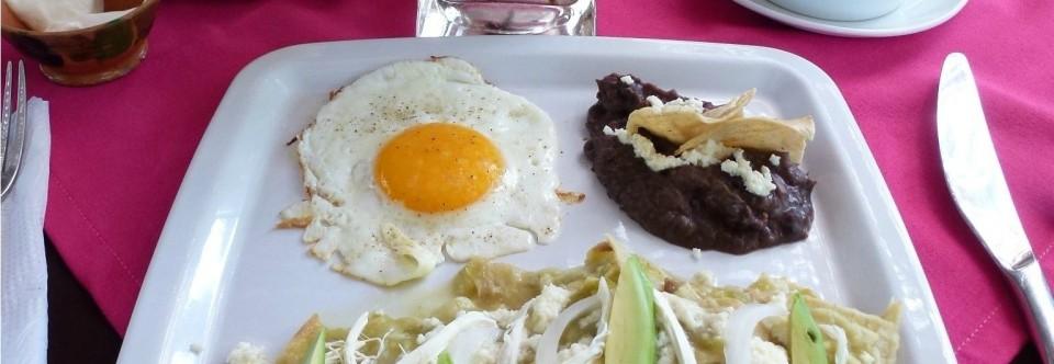 Epic breakfasts in Puerto Escondido, Mexico