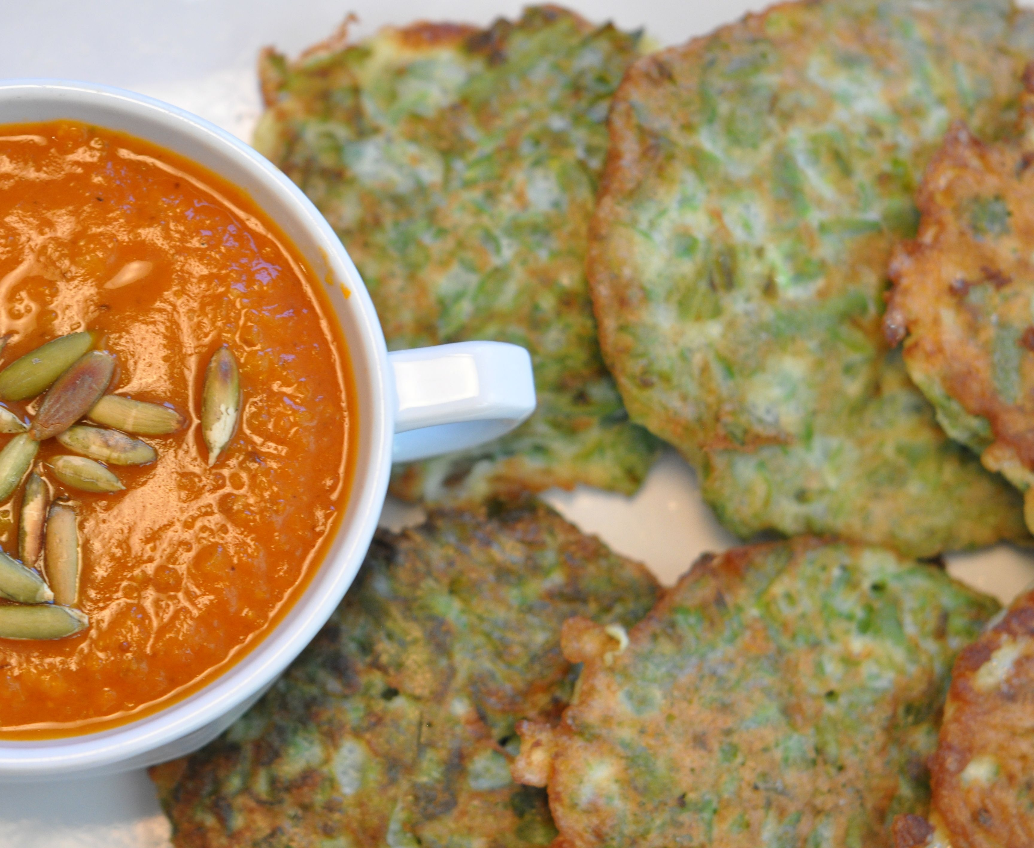 Green bean fritters: recipe for tortitas de ejote from Guatemala