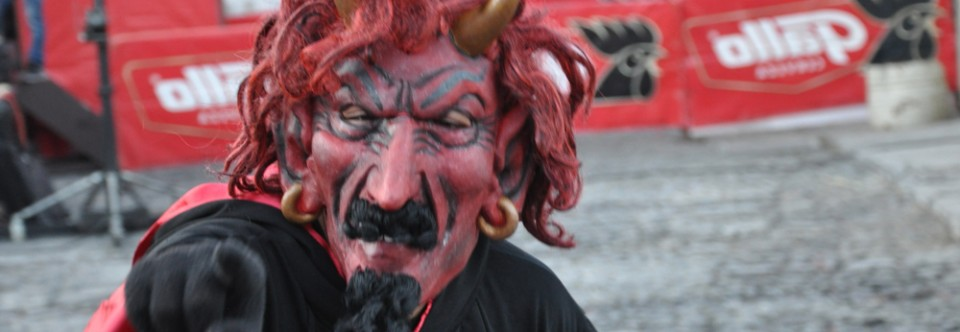 Dancing with the devil on Guatemala's Dia del Diablo