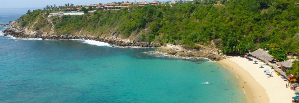 Travel Deal: WestJet launches flights to Huatulco, Oaxaca for $499 return